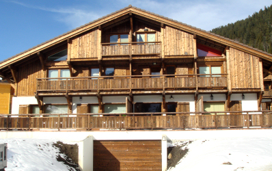 Chalet Chrysalis, Morgins, Switzerland